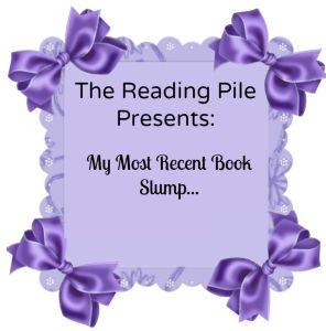 MyMostRecentBookSlump