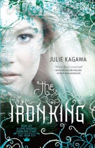 The Iron King by Julie Kagawa Cover